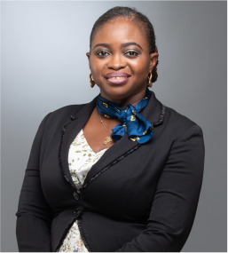 Anne Edeogu, Company Secretary/ Head, Legal Services FBNInsurance