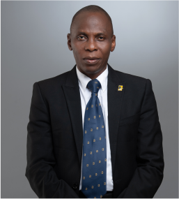 Jubril Ajose, Head Financial Control & Reporting FBNInsurance