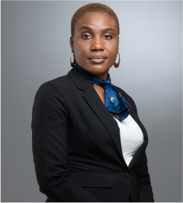 Juliet Ajiboye, Head Technical Operations FBNInsurance